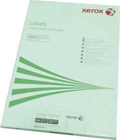 XEROX Premium Never Tear и Dura Paper синтетические наклейки