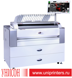 ROWE ecoPrint i4 & Scan 450i